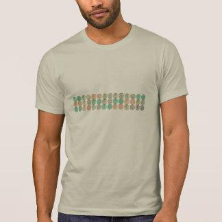 Camiseta Centavos comuns: T-shirt da moeda de um centavo