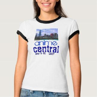 Camiseta Central do Anime