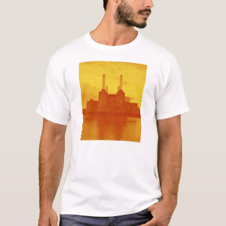 Camiseta Central eléctrica de Battersea