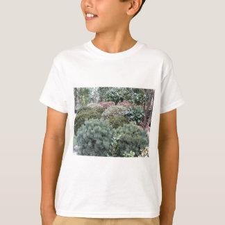 Camiseta Centro de jardim com seleção de plantas de