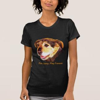Camiseta Cercas de Biaggi para o t-shirt das mulheres de