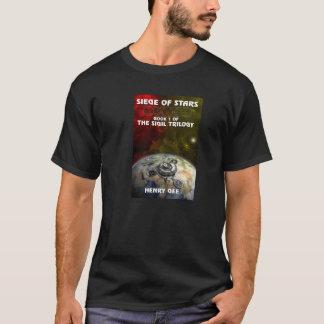 Camiseta Cerco das estrelas - livro um do Sigil