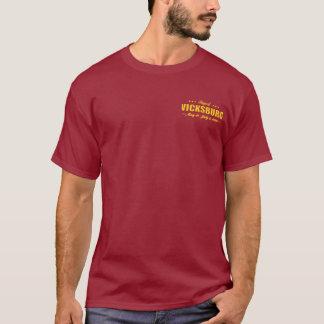 Camiseta Cerco de Vicksburg