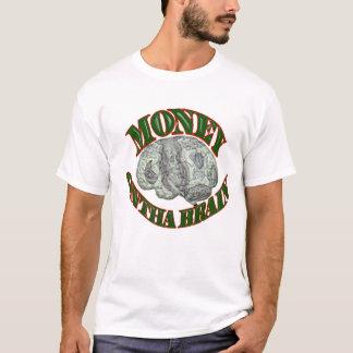 Camiseta Cérebro de Ontha do dinheiro
