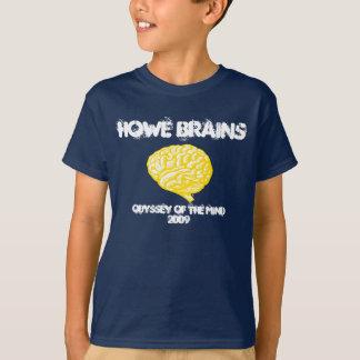 Camiseta Cérebros '09 - 1 de Howe