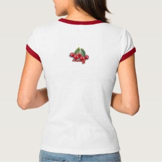 Camiseta cereja