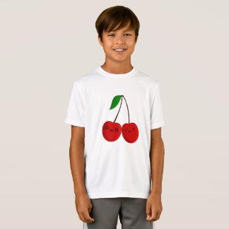 Camiseta Cereja de Chibi