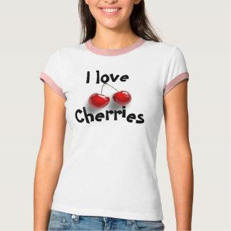 Camiseta Cerejas