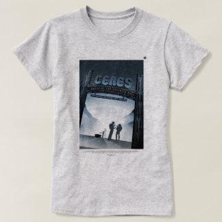 Camiseta Ceres o design da fantasia