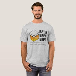 Camiseta Cerveja JP da cerveja da cerveja - t-shirt