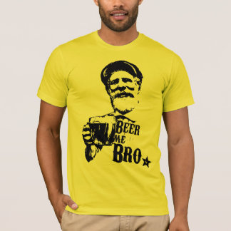 Camiseta Cerveja mim Bro