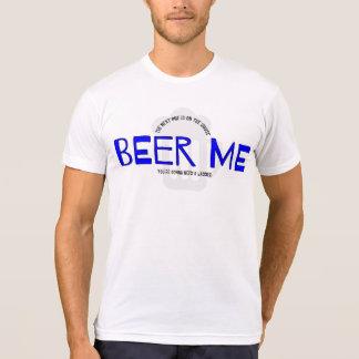 Camiseta Cerveja mim, t-shirt do desenhista