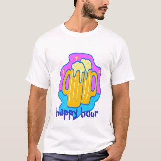 Camiseta cerveja, t-shirt do happy hour