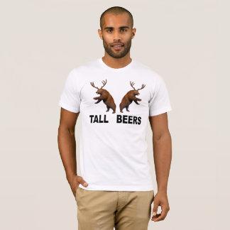 Camiseta Cervejas altas