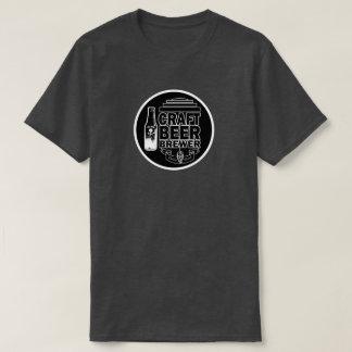 Camiseta Cervejeiro da cerveja do artesanato