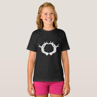 Camiseta Cervos do amor
