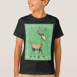 Camiseta Cervos do feriado da vara