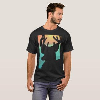 Camiseta Cervos do por do sol
