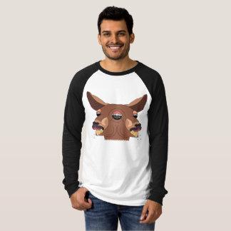 Camiseta Cervos dobro Muncher
