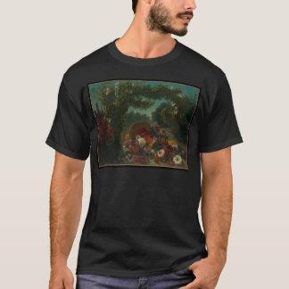 Camiseta Cesta das flores