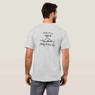 Camiseta Céu da fermentação