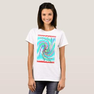 Camiseta Céus turbulentos