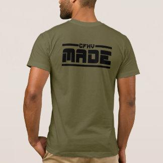 Camiseta CFHV fez o tshirt