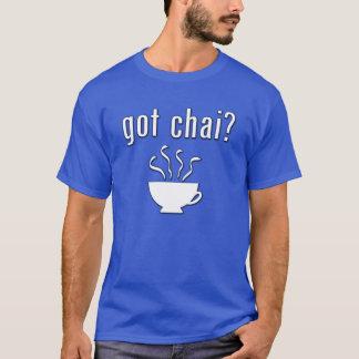 Camiseta Chai obtido?