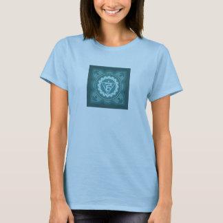 """Camiseta Chakra 5 - """"purificação """""""