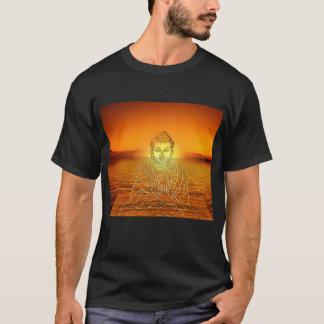 Camiseta Chakra sunrise Buda Heart Shirt