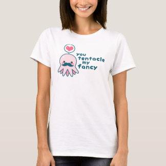 Camiseta Chalaça engraçada do polvo