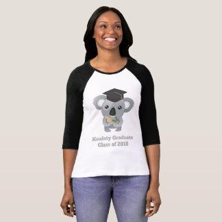 Camiseta Chalaça graduada de Koalaty com o urso de Koala