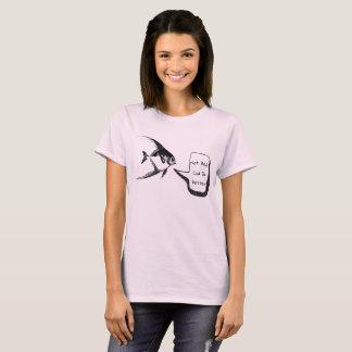Camiseta Chalaça nao má   dos peixes  