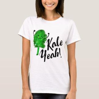 Camiseta Chalaça positiva da couve - couve yeah!