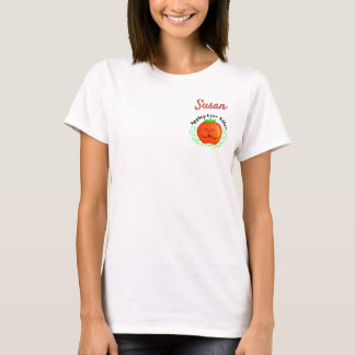 Camiseta Chalaça positiva de Apple - Appley sempre em