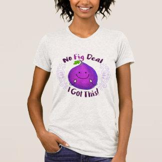 Camiseta Chalaça positiva do figo - nenhum negócio do figo
