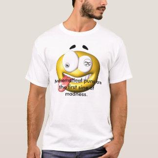 Camiseta Chalaças matemáticas