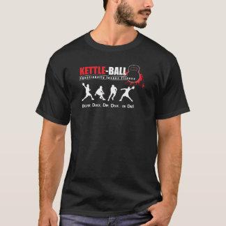 Camiseta Chaleira-Ball: Malhação funcional insana