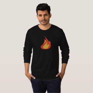 Camiseta Chama