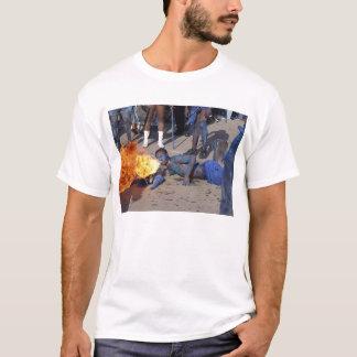 Camiseta chama do carnaval