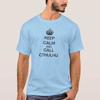 Camiseta Chamada Cthulhu