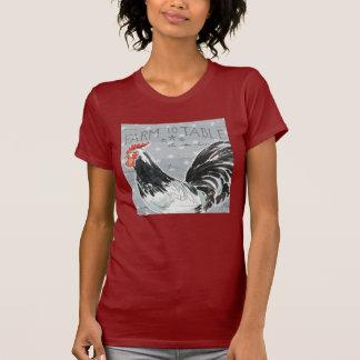 Camiseta Chamada III dos galos