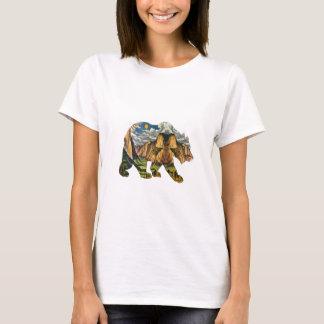 Camiseta Chamadas de Yosemite
