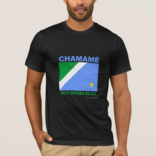 Camiseta Chamamé Mato Grosso do Sul