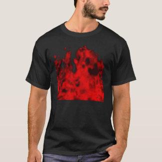 Camiseta Chamas