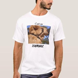 Camiseta Chame-me Ishmael