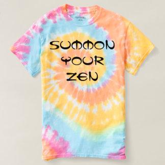 Camiseta Chame seu zen