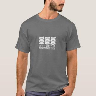 Camiseta Chamejar as selas 15 é meu limite schnitzengruben