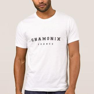 Camiseta Chamonix France
