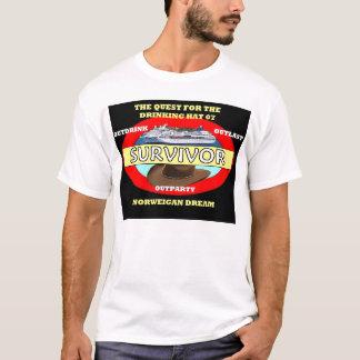 Camiseta Chapéu 07 do bebendo